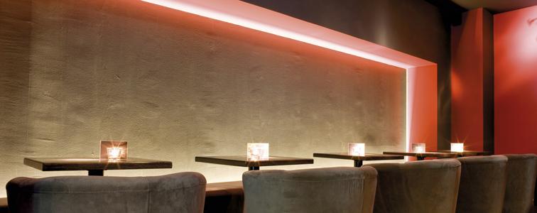lazy lounge te Turnhout interieurarchitect Sabine Lyssens Danneboom